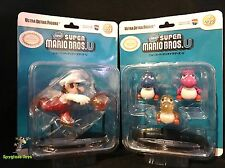 Nintendo Super Mario Bros Medicom Ultra Detail Figure UDF Yoshi Wii U