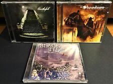 CD Bundle 3 CD's METAL Bands - Black Tide, The Showdown, Bless The Fall