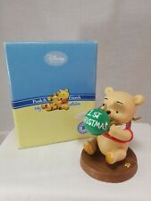 Disney Impressions Pooh & Friends 1st Christmas Figurine - NIOB