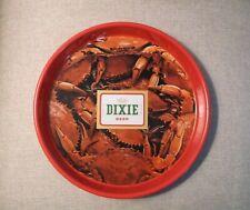 Dixie Advertising Beer Metal Bar Tray