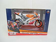 MAISTO 1/10 HONDA TEAM 2014 REPSOL RC213V DANI PEDROSA #26 MOTORCYCLE !!READ!!