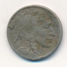 New listing 1919-D Buffalo Nickel-Semi Key Date-Nice Circulated Nickel-Full Date-Ships Free!