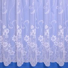 Evie Lightweight Net Curtain - Preset Sizes - FREE DELIVERY