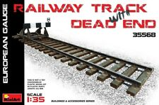 MiniArt 35568 Railway Track With Dead End 1 35
