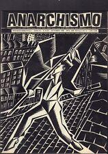 Anarchismo periodico bimestrale-Lotto di 13 numeri -Dissidenze-Contestazione