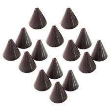 Silikomart Silicone Chocolate Mold, Cone 15 Cavities