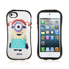 Despicable Me Minions Cutie iFace Anti-Shock Case Cover for iPhone 5 / 5S Stuart
