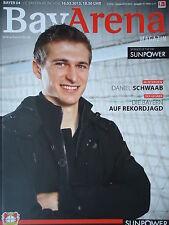 Programm 2012/13 Bayer 04 Leverkusen - Bayern München