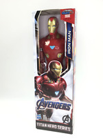 "Marvel Avengers: Endgame Titan Hero Series Iron Man 12"" Action Figure"