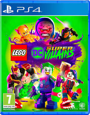 Sony PlayStation P4reaawar21323 Lego DC Super-villains for Ps4