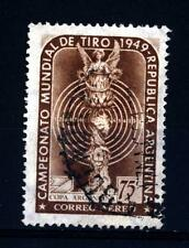 ARGENTINA - 1949 - Coppa del Mondo di tiro con la carabina