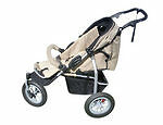 Mamakiddies 3 Wheel Buggy Stroller / Jogger