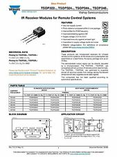 5pcs - IR Infrared Receiver Module Sensor Raspberry Pi Remote Control TSOP34838