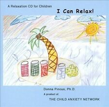 NEW I Can Relax! A Relaxation CD for Children (Audio CD)