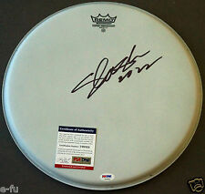 SLASH Signed Drum Head 2012 Auto GNR PSA/DNA Certified Autograph Guns N' Roses