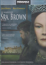 DVD - Sra. Brown NEW Mrs. Brown Judi Dench Billy Connolly FAST SHIPPING !