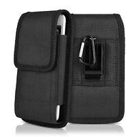 Vertical Holster Belt Clip Pouch Phone Case Universal Flip Holder for Cell Phone