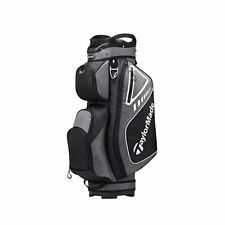 New Taylormade 2019 select plus cart bag Grey Black White 15 dividers #G499