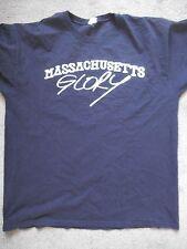 Wolf Whistle massachusetts glory T shirt sxe hxc straight edge have heart XL