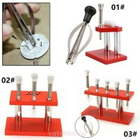 Watch Repair Tools Puller Plunger Remover &Hand Presto Presser Press Fitting Kit