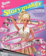Vintage Barbie Storymaker - Classics Collection - CD-ROM PC Game Mattel *NEW*