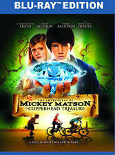 The Adventures of Mickey Matson and the Copperhead Treasure (bd)  Blu-Ray NEW