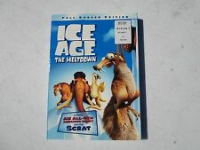 4 MOVIE LOT - ICE AGE - CARS - MAD MONSTER PARTY - EXPENDABLES - FREE SHIPPING