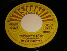 David Houston: Sherry's Lips / Miss Brown 45