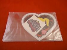 Lollipops Chainsaw Promotional Temporary Tattoo & Magnet Xbox 360 PS3 Promo