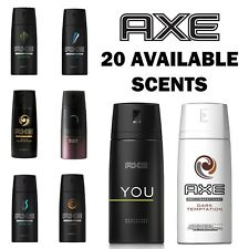 24 x Axe Deodorant Body Spray NEW BOTTLE WHOLESALE! 150ml 5.07oz Each LOT OF 24