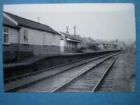 PHOTO  LNER AMMANFORD RAILWAY STATION IN 1977