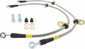 FOR 2006-2009 HONDA S2000 HIGH PERFORMANCE STAINLESS STEEL SS FRONT BRAKE LINES