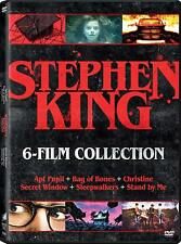 STEPHEN KING APT PUPIL / SECRET WINDOW / BAG OF BONES / CHRISTINE  SLEEPWALKERS+