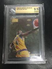1996-97 Skybox KOBE BRYANT Lakers Rookie #55 RC BGS 9.5 GEM MINT