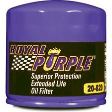 "Royal Purple 20-820 Oil Filter Extended Life Ford/Mazda/Mopar - 22 mm x1.5"""