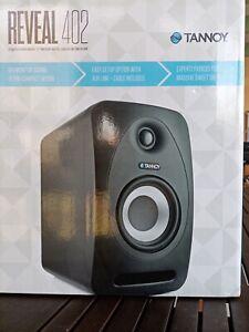 TANNOY Reveal 402 - Studiomonitor, aktiv, Lautsprecher, Box - 50 Watt