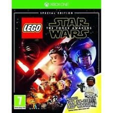 Xbox One Lego Star Wars The Force Awakens Special Edition 1st Class Delivery