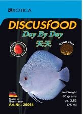 Aquarium Fish Discusfood Day by Day 230 grams