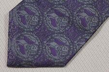 CHRISTIAN DIOR men's silk neck tie made in Italy