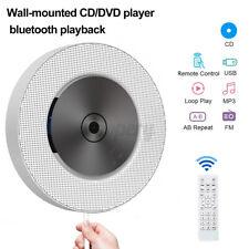Portable DVD Player Radio Wall Mounted Surround Sound Hifi Bluetooth +  !!