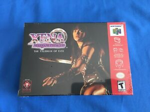 Xena: Warrior Princess The Talisman of Fate Nintendo 64 N64 1 Cent No Reserve