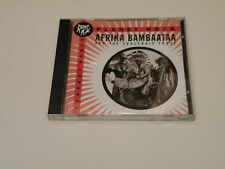 AFRIKA BAMBAATAA AND THE SOULSONIC FORCE - PLANET ROCK - CD MAXI SINGLE 1993 USA