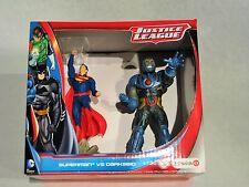 SCHLEICH FIGUR 22509 - Scenery Pack Superman vs Darkseid Justice League NEU OVP