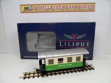 Liliput  L371324  - HOe - STLB - Tonnendachwg. Ganzfenster Nr. 60 - TOP in OVP