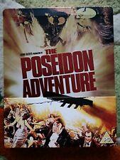 the poseidon adventure steel case blu ray (rare)
