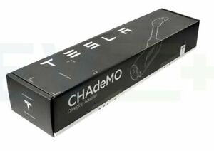 Genuine TESLA CHAdeMO Adapter (US) Charger 1036392-10-D Model S 3 X Y NEW IN BOX