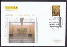 BRD 2005 Deutsche Post FDC MiNr. 2437  Deutsche Malerei