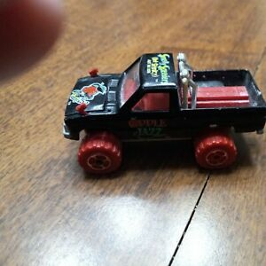 Majorette #292 Toyota 4x4 Hilux Pickup Truck  Hi-Lux 3rd Gen 1/56 Scale