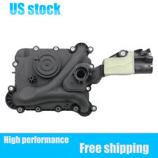 For 2009-2014 Audi S4 A6 A7 S5 Q7 A8 Q5 SQ5 New Oil Separator Exhaust Assembly