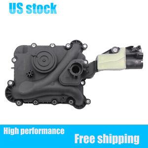 For 2009-2014 Audi S4 A6 A7 S5 Q7 A8 Q5 SQ5 New Oil Separator Exhaust Assembly